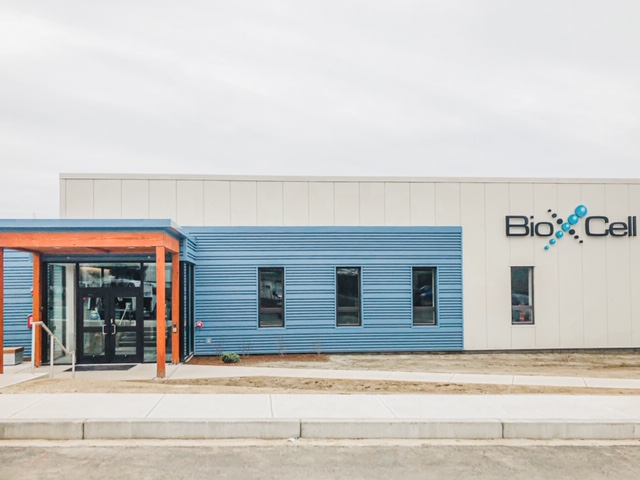 Photo of the Bio X Cell Building